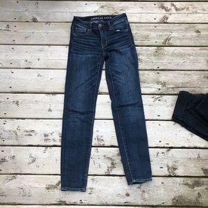 America eagle jeans size 0